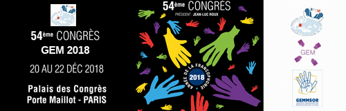 54 Congress - GEM 2018